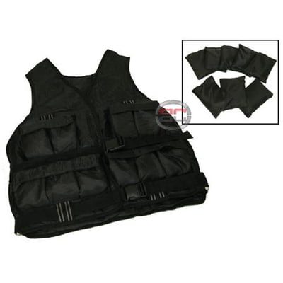 new-40-lb-adjustable-exercise-weight-vest