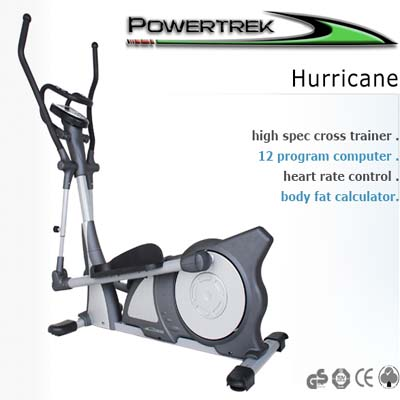 Computerized Cross Training Machine