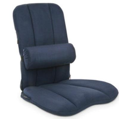 The Back Pain Relieving Seat Cushion Helps Ease Back Pain
