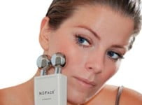 NuFace Microcurrent Facial Toning System