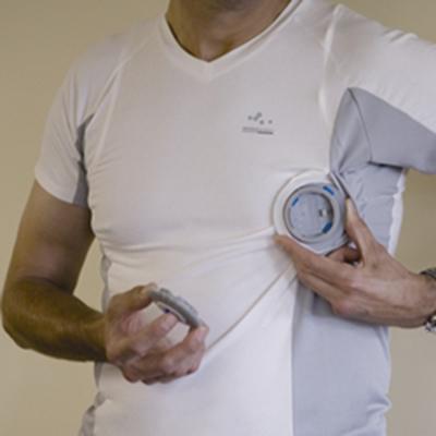 PostureTek Biofeedback Apparel System