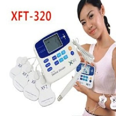 XFT-320 Electrical Massager with 4 pads and Acupuncture Pen