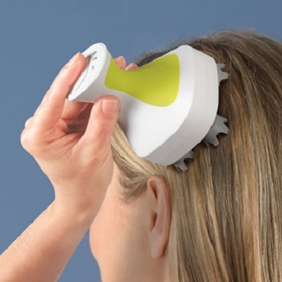 The Handheld Head And Neck Massager