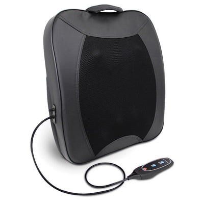 The Shiatsu Deep Tissue Massage Cushion 2
