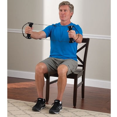 The Seated Arm Toning Trainer 1