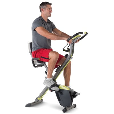 The Stowable Full Body Exercise Bike
