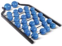 The Back Pain Relieving Acupressure Roller