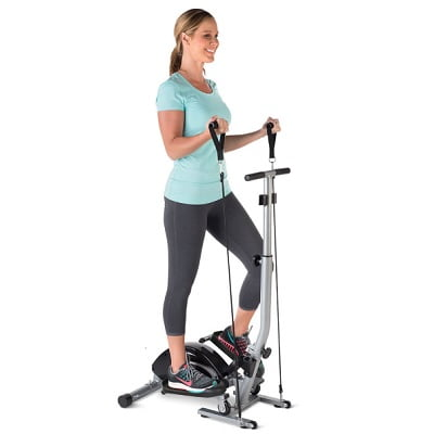 The Foldaway Full Body Elliptical