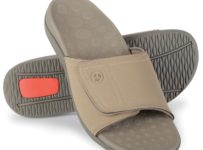The Plantar Fasciitis Orthotic Slide Sandal