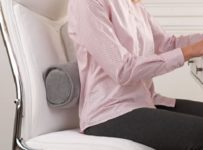 The Heated Lumbar Bolster