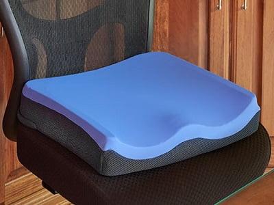 The Posture Improving Seat Cushion 1