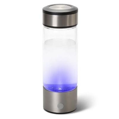 The Antioxidant Generating Water Bottle