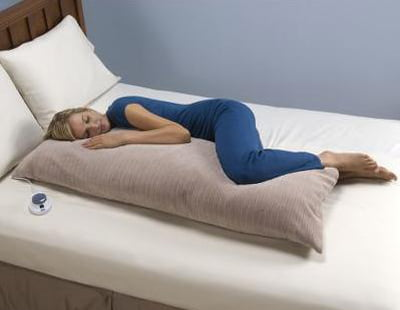 low-voltage-heated-body-pillow