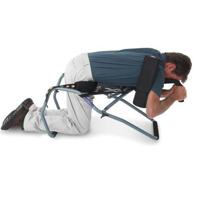 Gentle Motion Back Stretching Device
