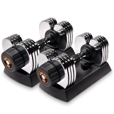The Space Saving Dumbbells