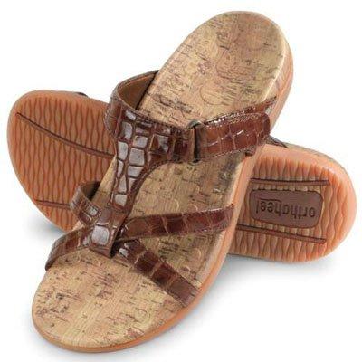 Orthoheel - The Plantar Fasciitis Dress Sandal