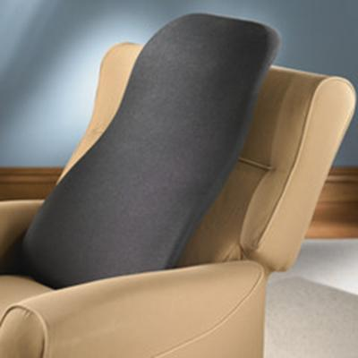 The Acoustic Vibration Backrest
