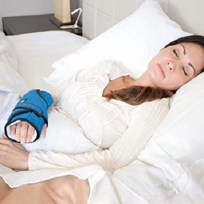 Adjustable Pil-O-Splint Nighttime Wrist Splint