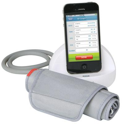 The iPhone Blood Pressure Monitor