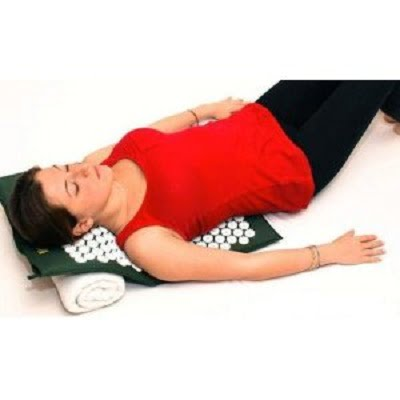 Acupuncture Mat for Back Pain Relief