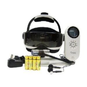 Digital Head Eye Massager