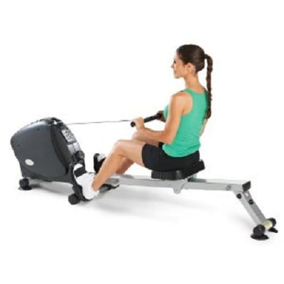 LifeSpan Fitness RW1000 Fold Away Rowing Machine