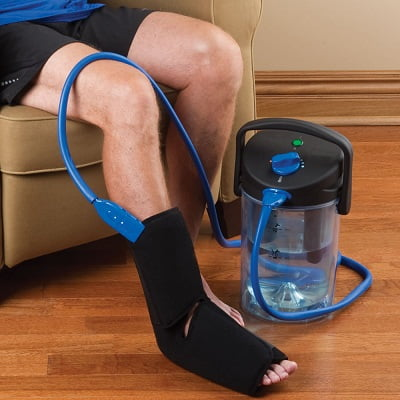 The Adjustable Temperature Hot or Cold Therapy Wrap