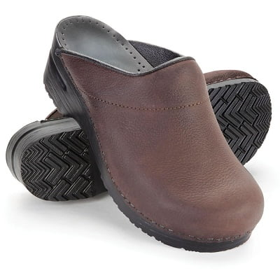 The Back Pain Relieving Danish Clogs