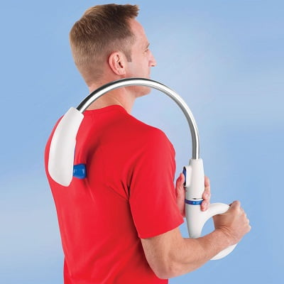 The Ergonomical Back Massager