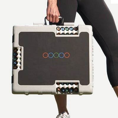 The Briefcase Fitness Center 2