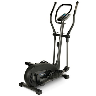 The Bioresponsive Elliptical Trainer