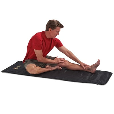 The Heated Exercise Mat