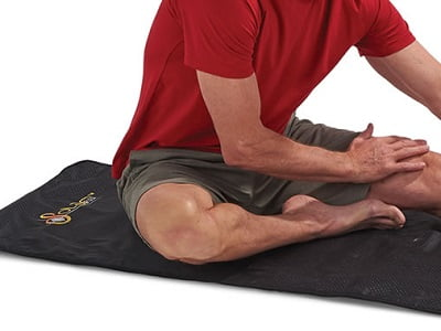 The Heated Exercise Mat 1