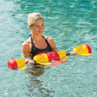The Adjustable Aquaweights 1