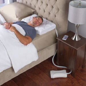 The Clinically Tested Snore Reducing Pillow - Helps cradle the head for a blissful sleep