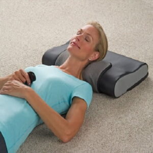 The Stress Tension Knot Reducing Massager - The heated shiatsu massager perfect for kneading away stress, tension and knots