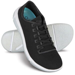 The Knee Pain Relieving Sneakers - These are the Lady's walking shoes with a patented sole that helps to relieve knee pain
