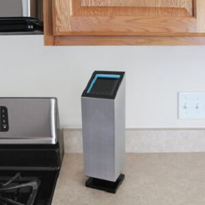 The Air And Surface Sanitizer - the air purifier that eliminates mold, viruses, and bacteria in the air and on surfaces