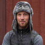 The Heated Trapper Hat - A classic Russian Ushanka Hat with built-in heating panels