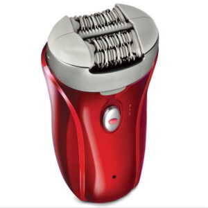 The Most Efficient Epilator - Removes hair up to twice as much hair as lesser models