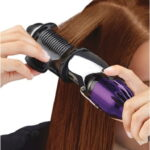 The Only Blow Drying Curling Iron - With hot air styler to style and dry hair at the same time