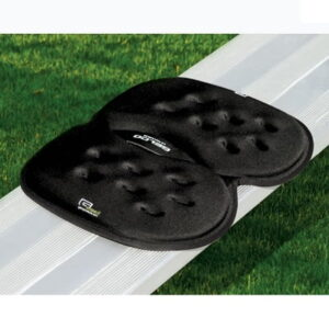 The Portable Gel Seat - A compact gel-filled cushion designed to help prevent back strain