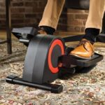 The Under Desk Elliptical Trainer - A low-profile trainer capable of providing the same lower body motion as a full-sized machine