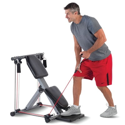 The 50 Exercise Fold Away Gym 2