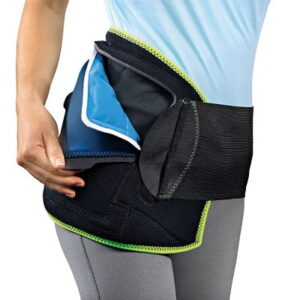 The Hot Cold Arthritic Hip Wrap - delivers targeted heat or cold therapy to help soothe arthritic pain