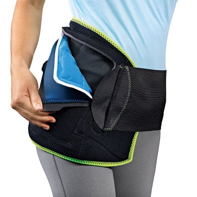 The Hot Cold Arthritic Hip Wrap
