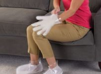 The Messless Paraffin Hand and Foot Treatment