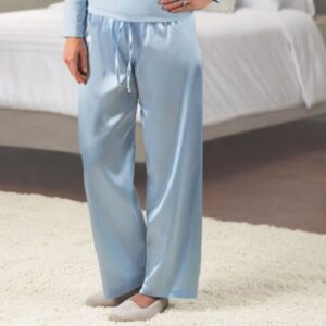The Sensitive Skin Sleep Pants - A 100% silky smooth pajama certified to be free of agents known to inflame the epidermis