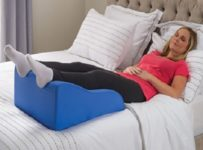 The Cooling Comfort Leg And Back Support
