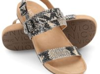 The Lady's Plantar Fasciitis Backstrap Sandals